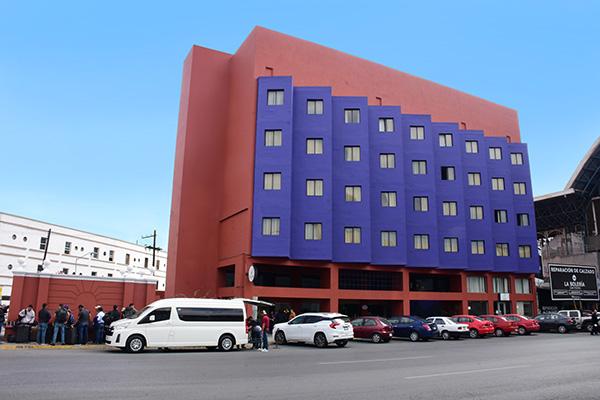 Hotel Son-Mar Monterrey centro